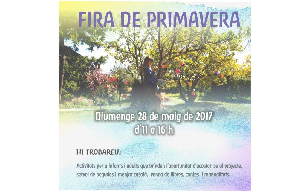 Fira de Primavera de Krisol. Diumenge 28 de Maig 2017.