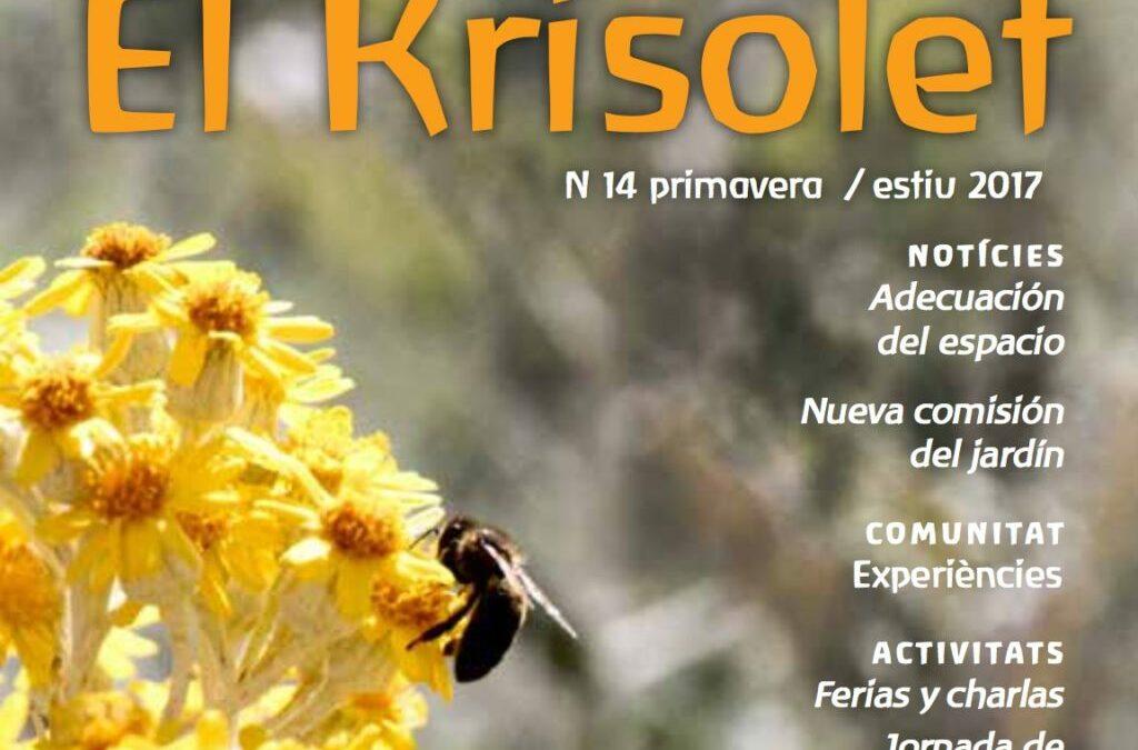 El Krisolet nº14 Primavera/Estiu 2017