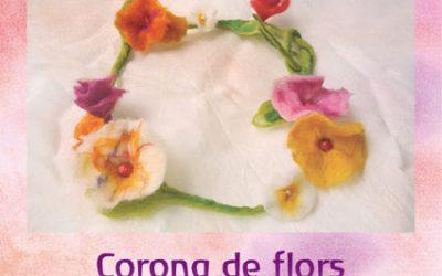 Taller familiar, Corona de flors. Diumenge 27 d'abril de 2018