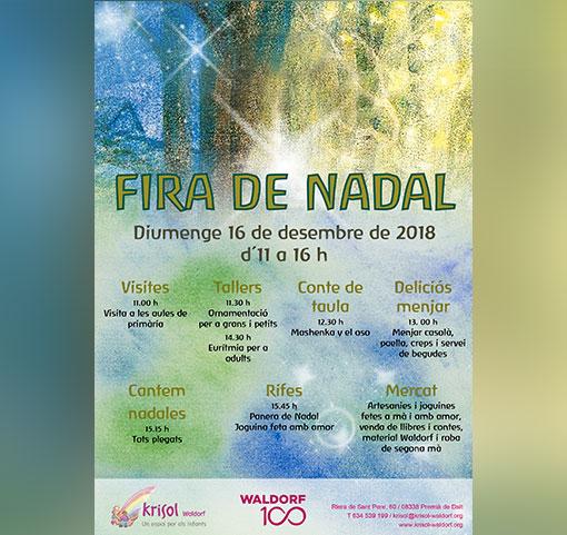 FIRA DE NADAL A KRISOL