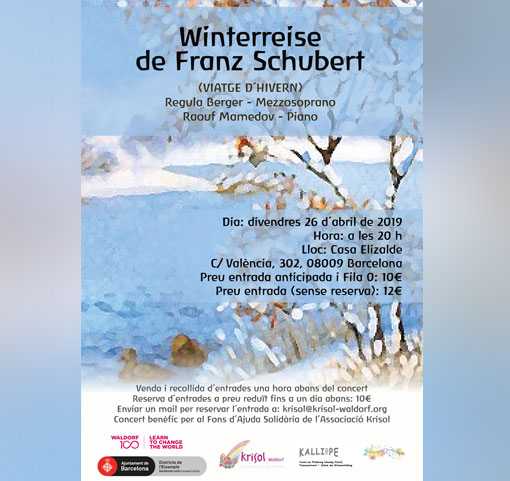 Winterreise de Franz Shubert