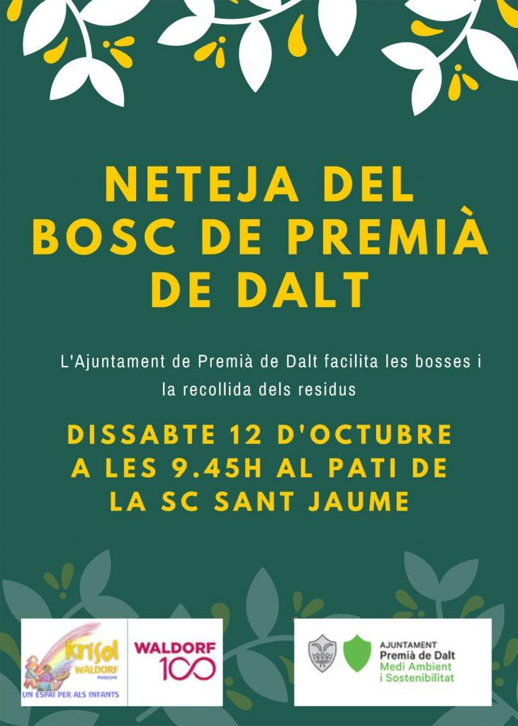 NETEJA DE BOSC