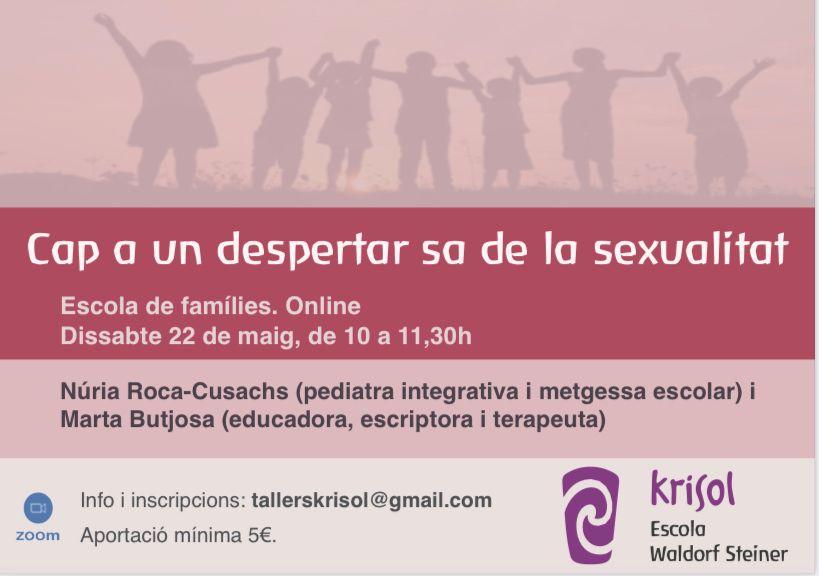 HACIA UN DESPERTAR SANO DE LA SEXUALIDAD