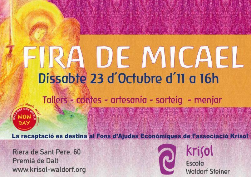 FIRA DE MICAEL
